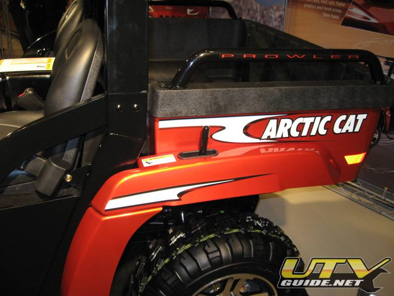 Arctic cat prowler xtz 1000 utv guide for Northern motors inc thief river falls mn