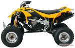 2011 Can-Am DS 450