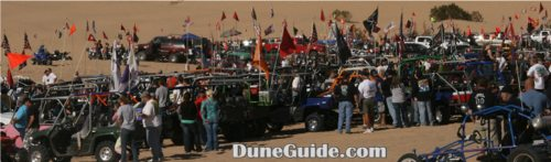 GlamisDunes.com New Year's Weekend Rhino Ride